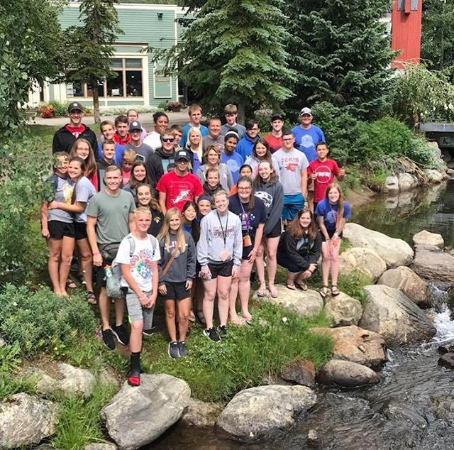 Breckenridge, Colorado-Mission Trip 2018 #refugenaz ⛰