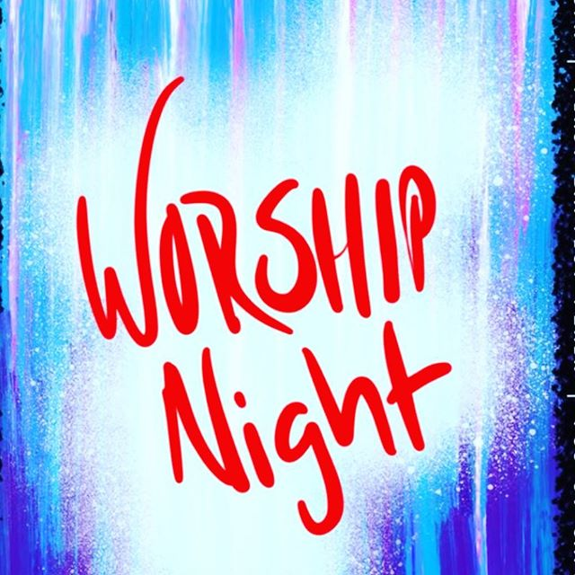 This Wednesday join us for a worship night at First Baptist from 6-8pm. If you need a ride be at church at 5:30 at door B.