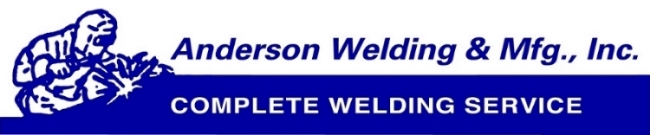 Anderson Welding & Mfg., Inc.