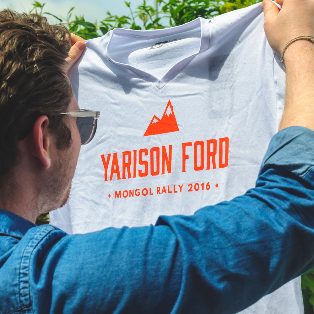 Yarison Ford T-Shirts