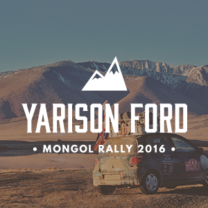 Yarison Ford — Mongol Rally