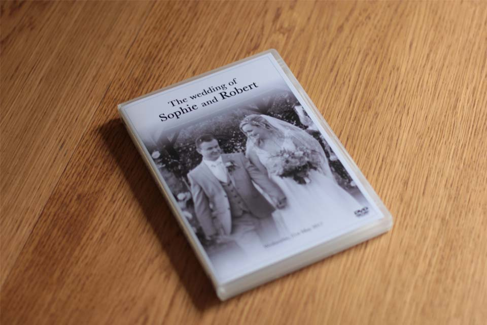DVD - Discs are supplied in standard 19 x 13.5 cm boxes with a bespoke illustrated cover sleeve.