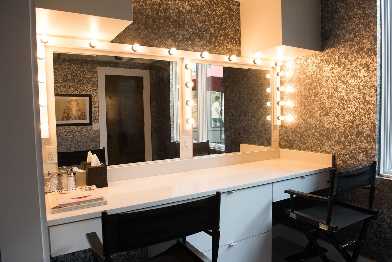 Glam Room — White Avenue Studio