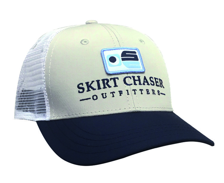ee2c702a Performance Trucker Hat - Stone — Skirt Chaser Outfitters