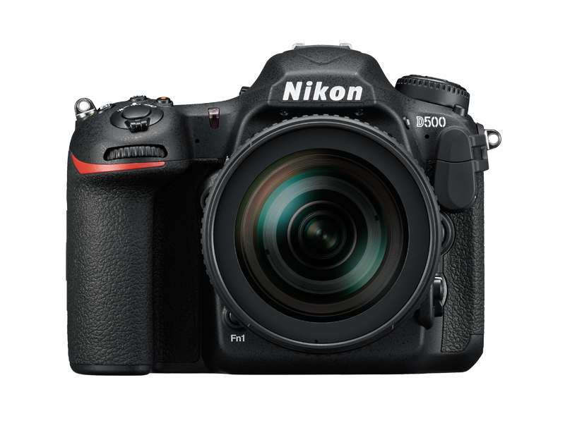The 20.9 mega-pixel Nikon D500