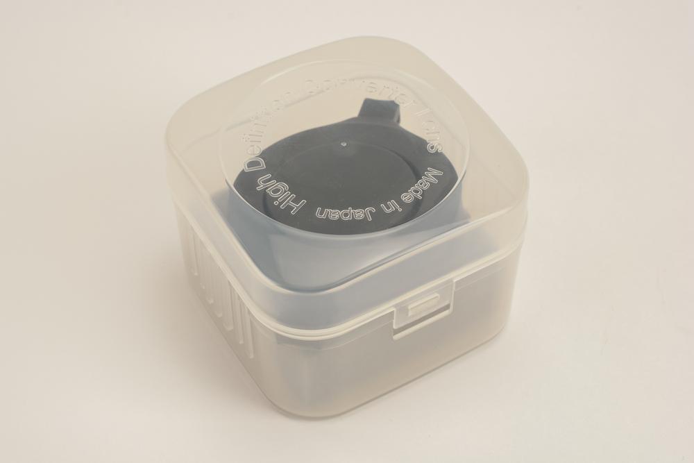 Raynox DCR-250 case