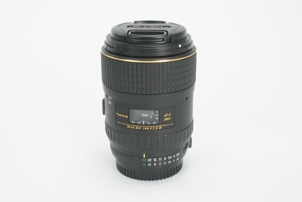 Tokina 100mm f/2.8 Macro AT-X PRO D