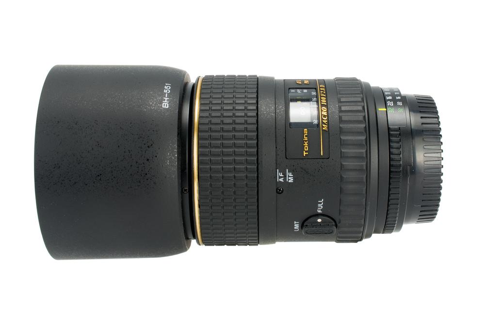 Lens Hood - Tokina 100mm f/2.8 Macro AT-X PRO D
