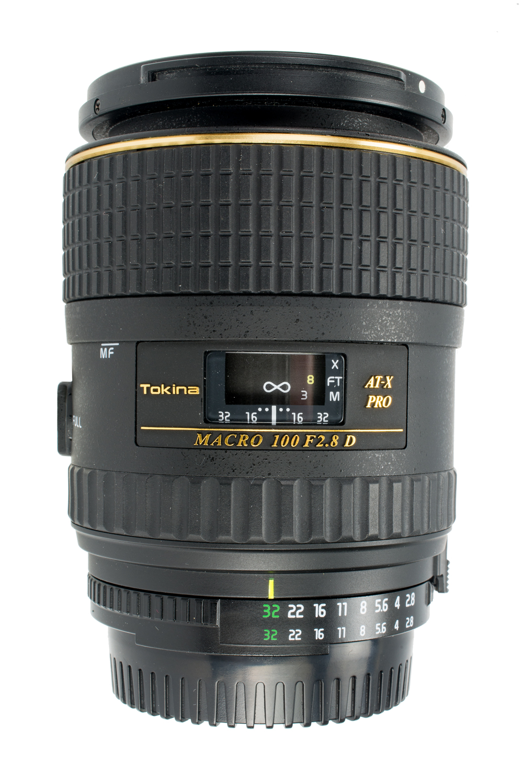 Rangefinder - Tokina 100mm f/2.8 Macro AT-X PRO D