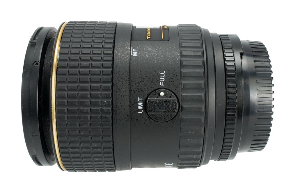 Focus-Limiter -Tokina 100mm f/2.8 Macro AT-X PRO D