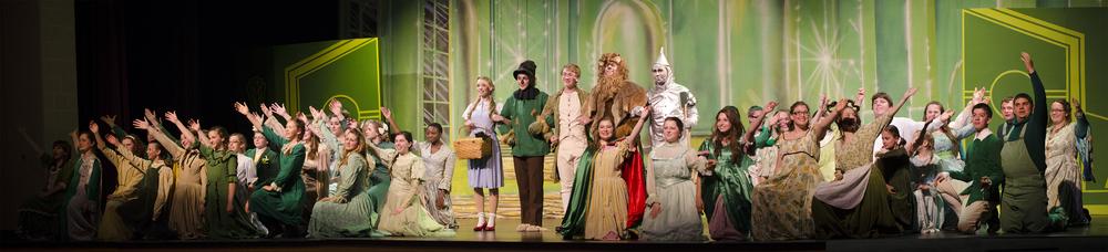 Wizard of Oz - Cast