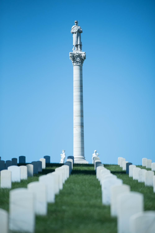 Dayton VA Statue