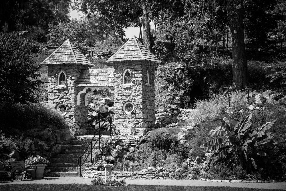 Dayton VA Center Grotto