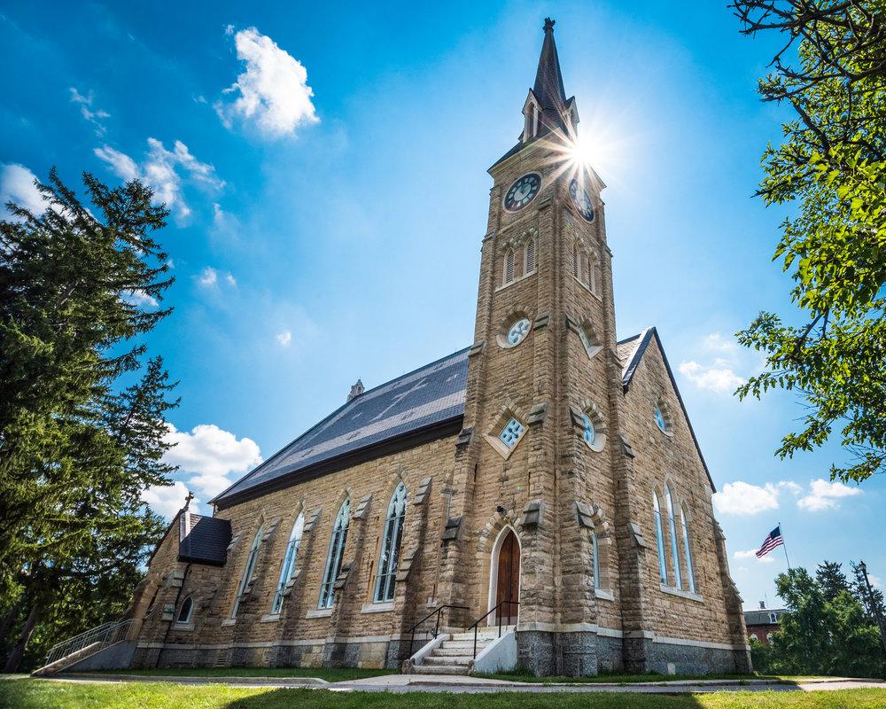 Dayton VA Center Protestant Church