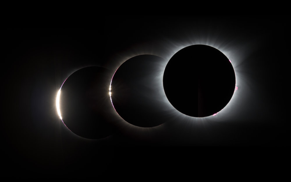 triple solar eclipse 2017