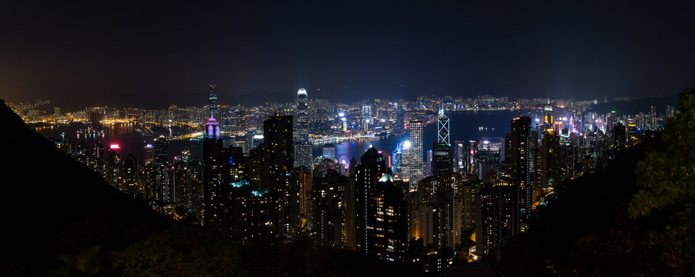 The Peak - Victoria Peak, Hong Kong