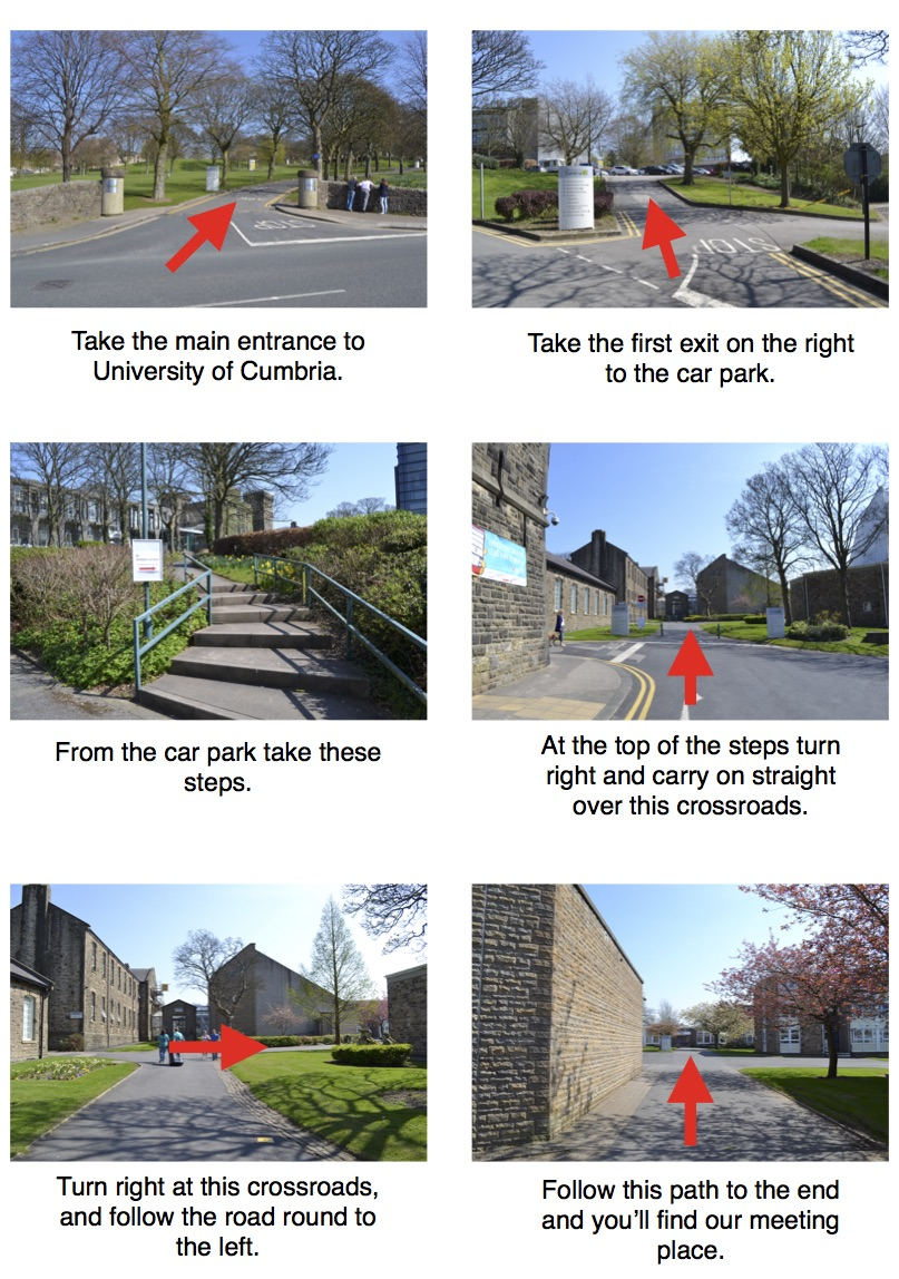 Directions to UoC