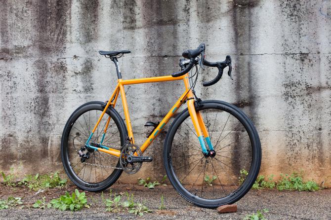 Kevin Dawson's Icarus Bike