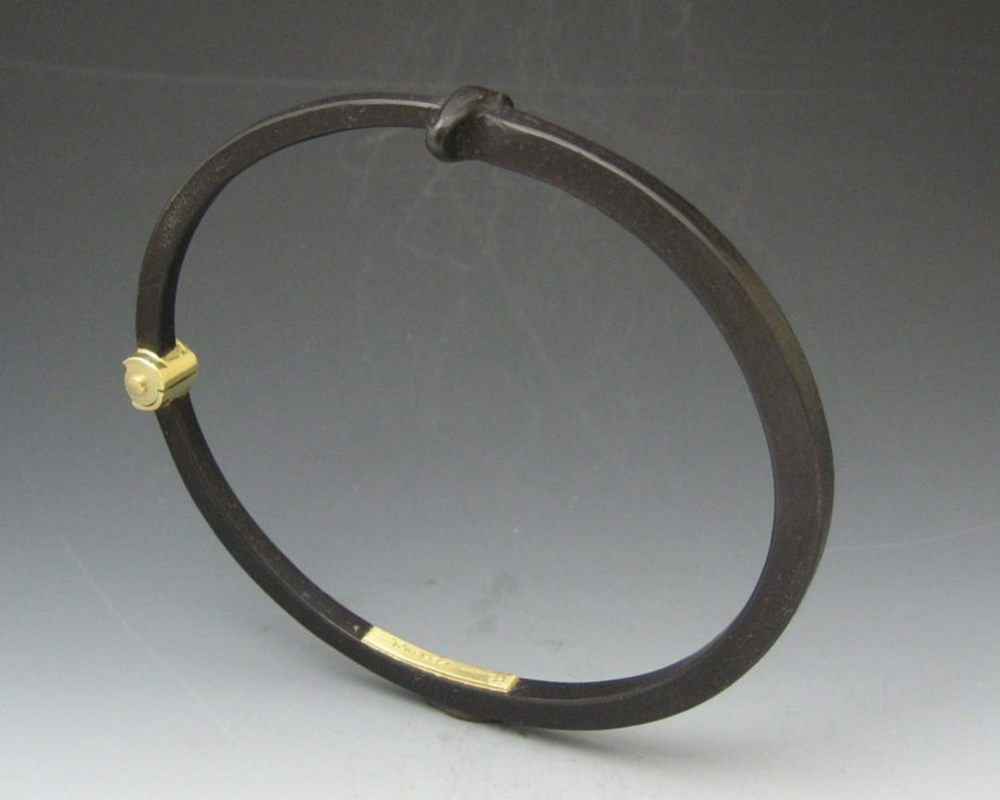 Plain Nail Bracelet