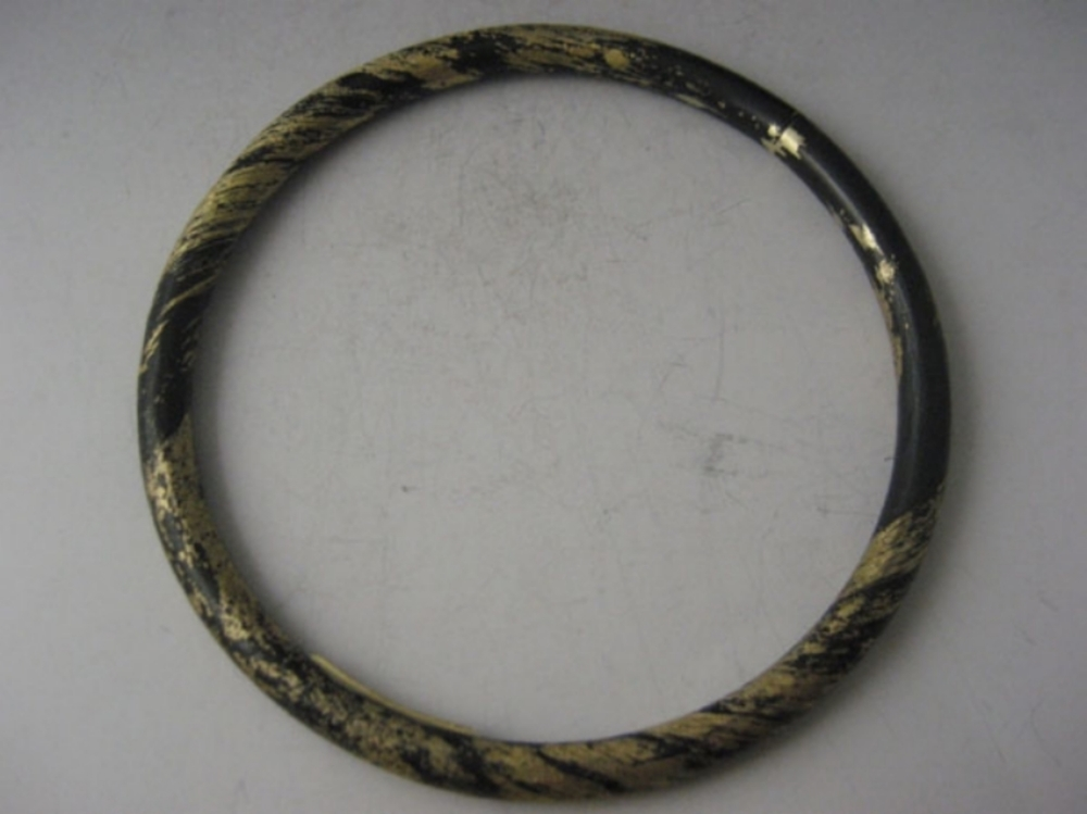 Textured Dust Bangle
