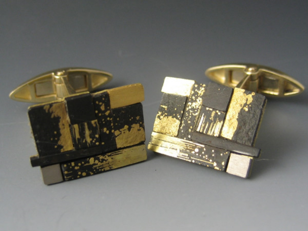 Mosaic Cufflinks