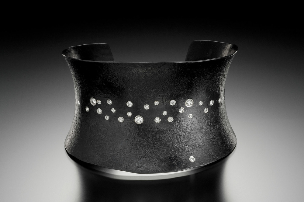 Diamond Sprinkle Cuff