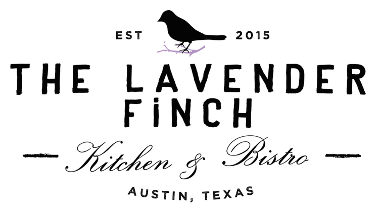 The Lavender Finch