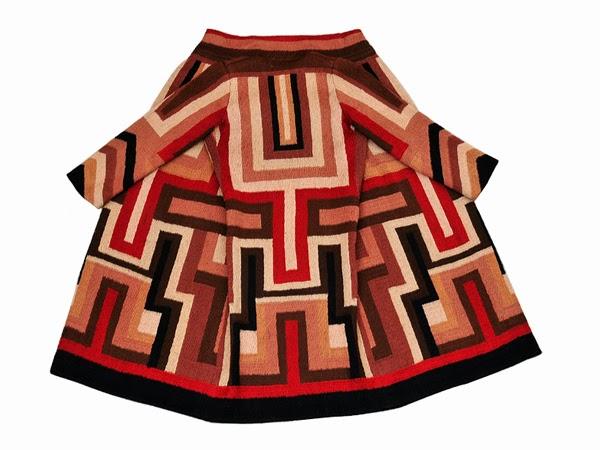 Coat Design for Gloria Swanson