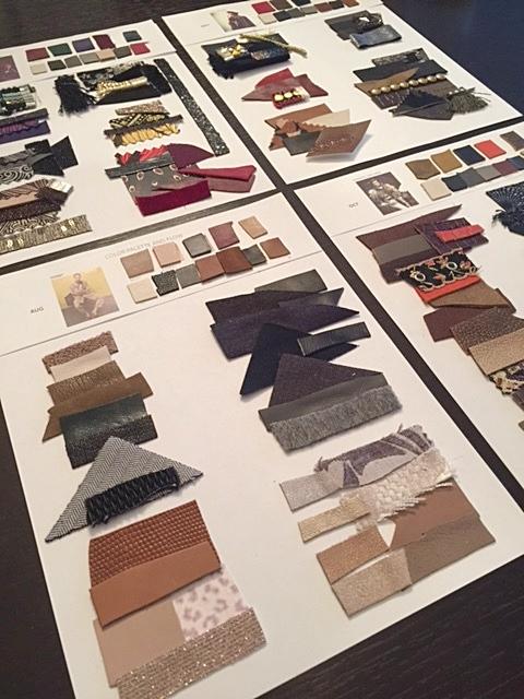 Fall 17 Materials Planning
