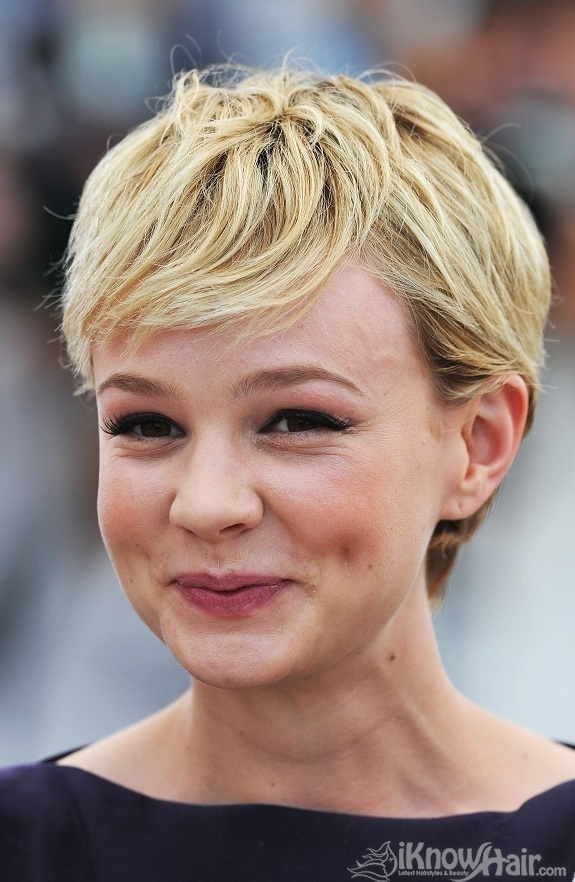 Spring Is In The Hair Short Cut Inspirations Beauty Ecology