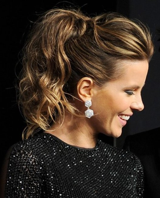 kate-beckinsale-red-carpet-hairstyle-ponytail