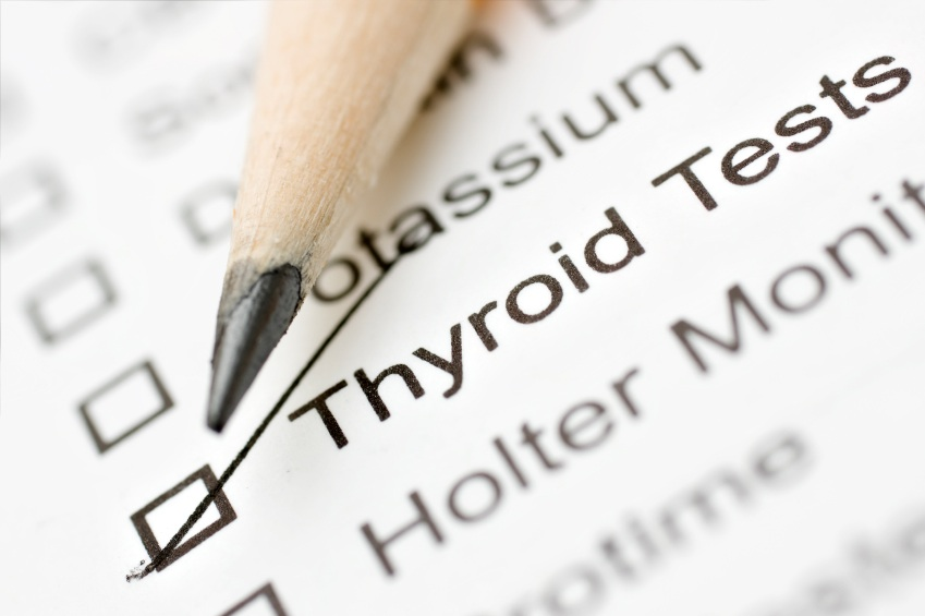 thyroid lab