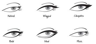 eye liner guide