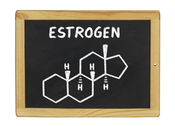 estrogen-chalkboard