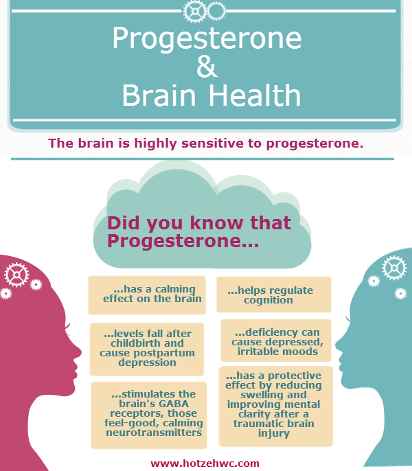 Progesterone Brain Health