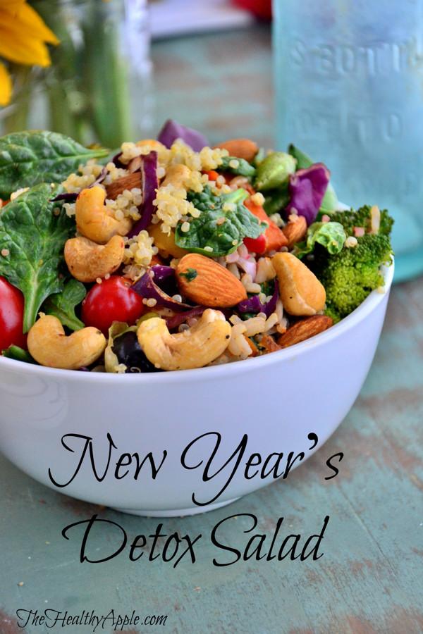 gluten free detox salad