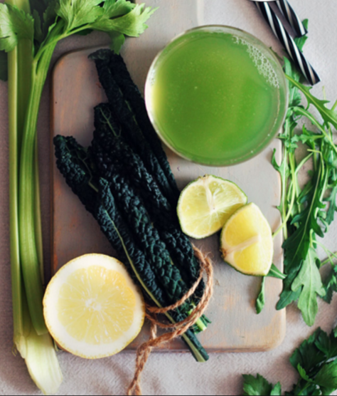 Liver Cleanse Greens
