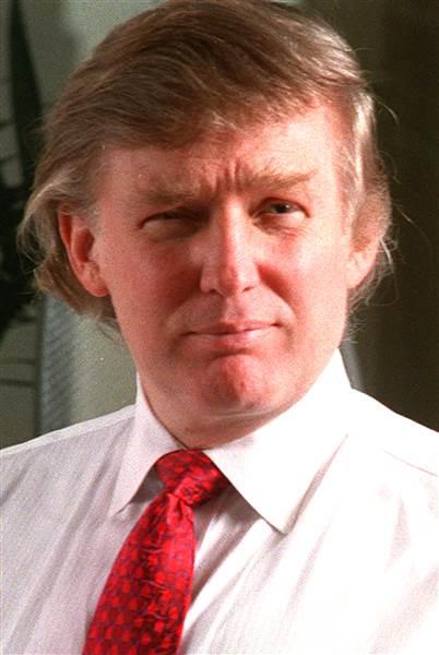 Donald Trump in 1994.