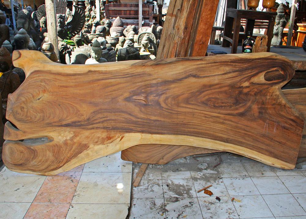 OLD SUAR Материал:слэб деревасуар Размеры: 305x120х7 см