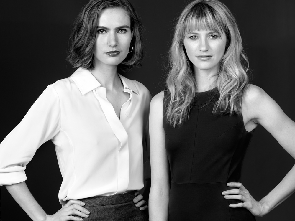Jenna Sauers & Sara Ziff