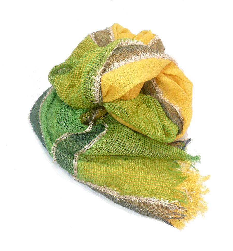 scarf yel green leno.jpg