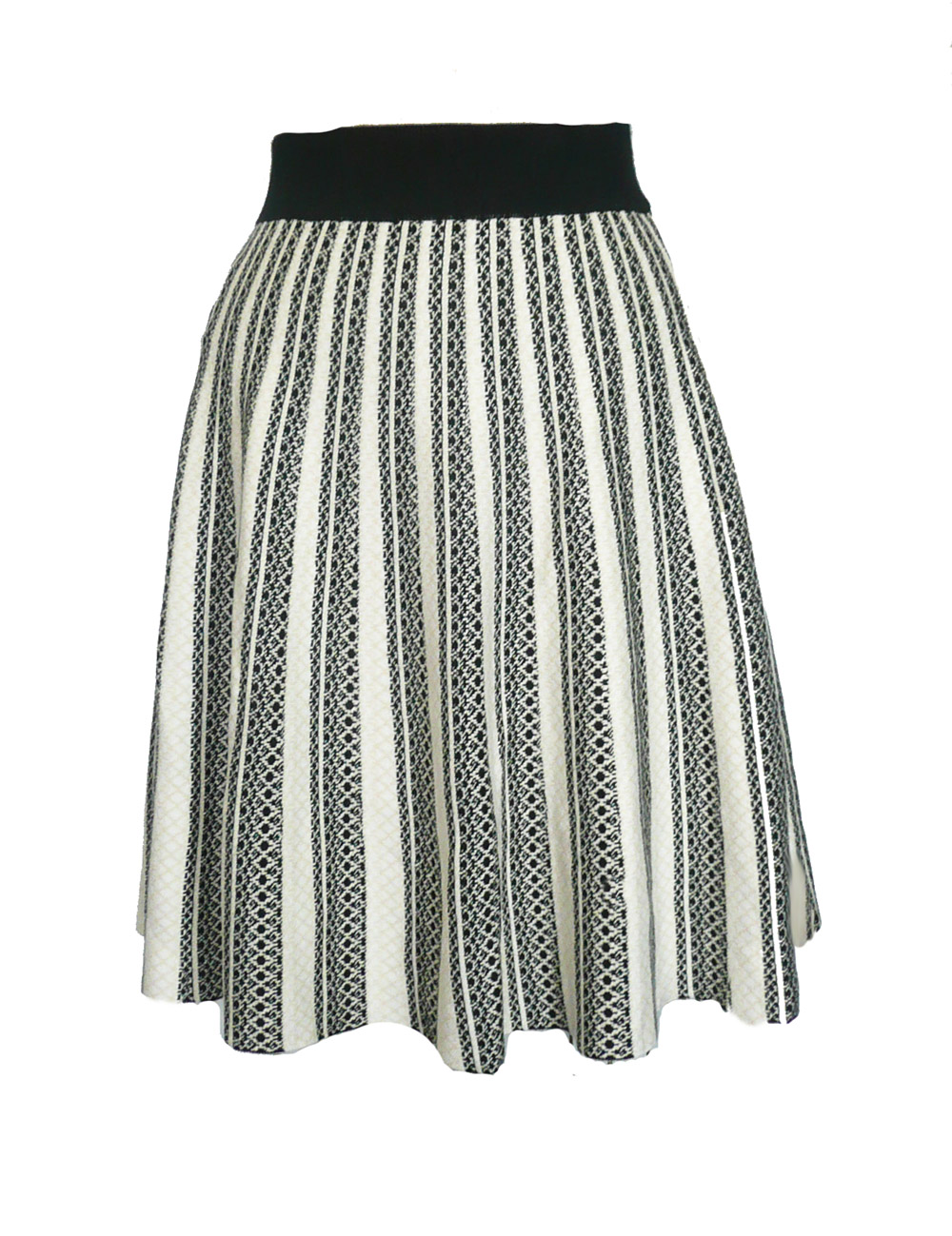 skirt bw stripe knit.jpg