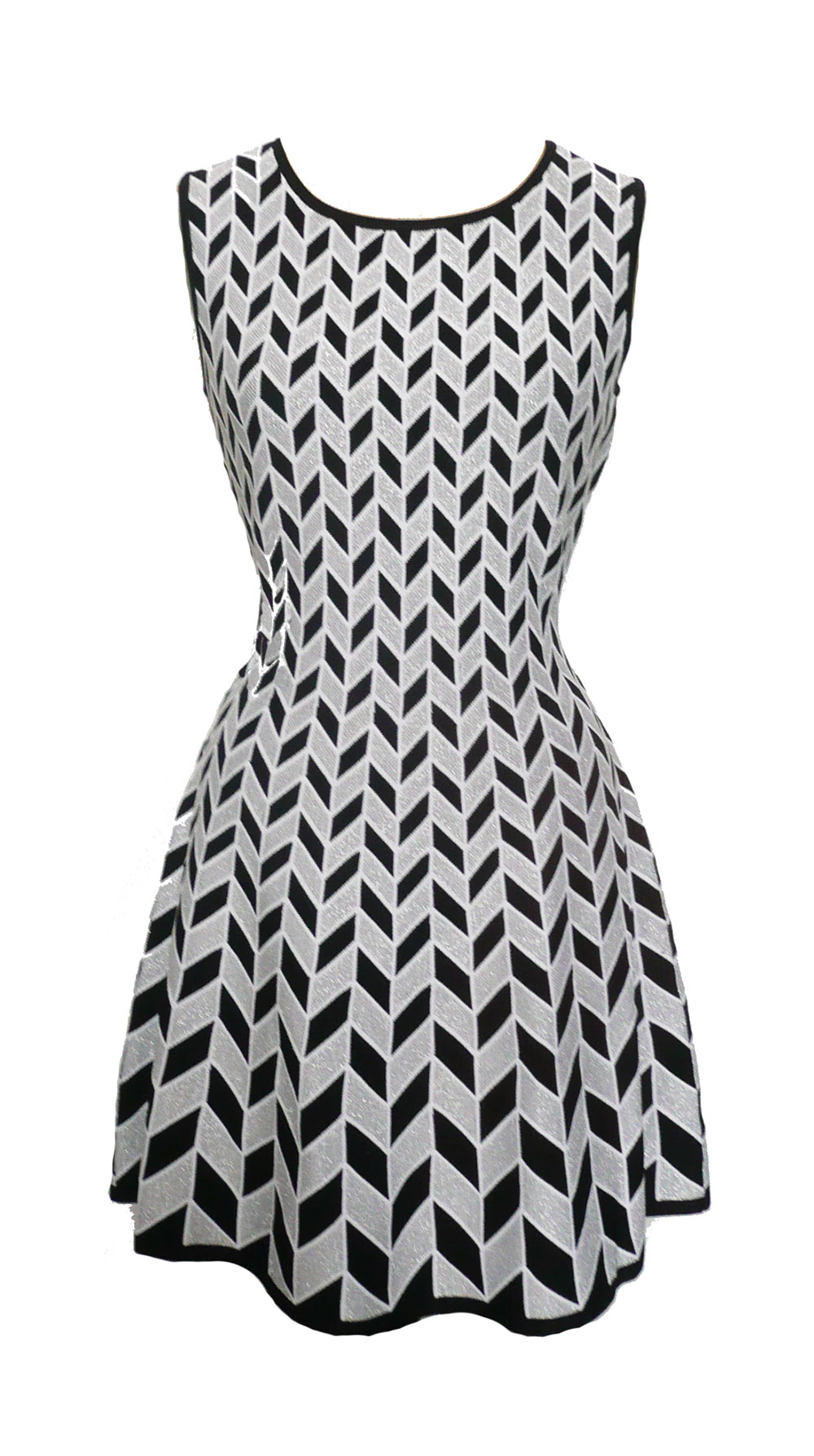 dress blk slv chevron.jpg