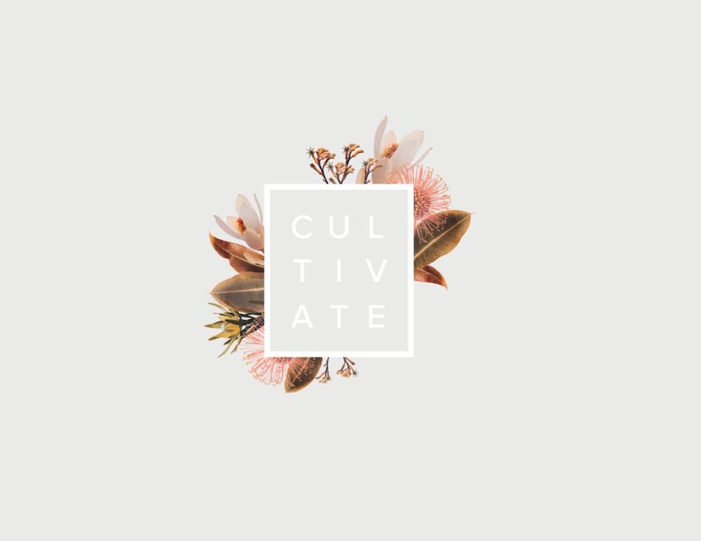 Cultivate Floral Mark on Beige.png