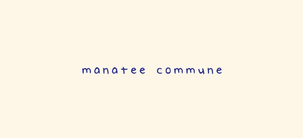 Manatee Commune Logo Font.png