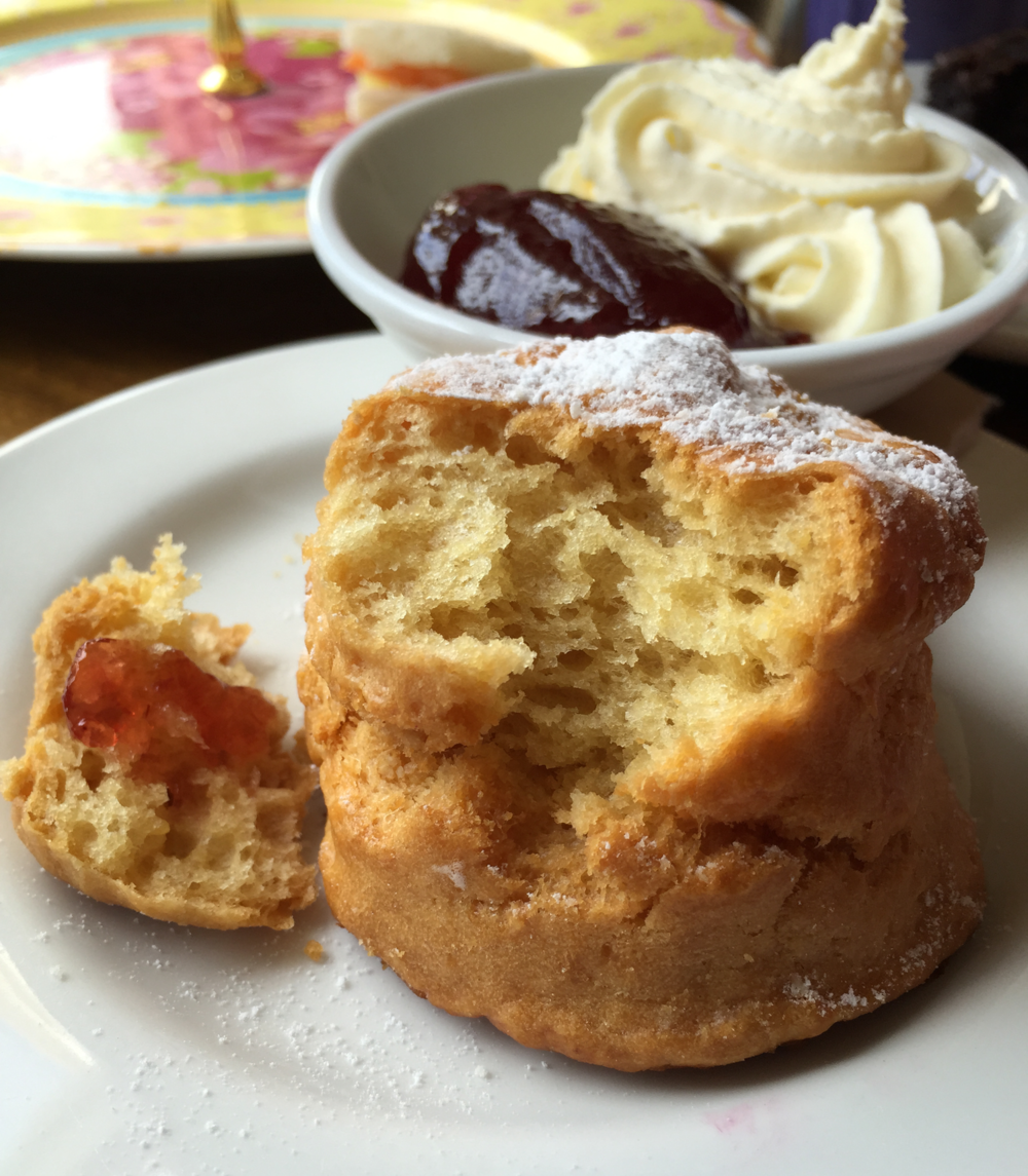 Scones are for Snobs.