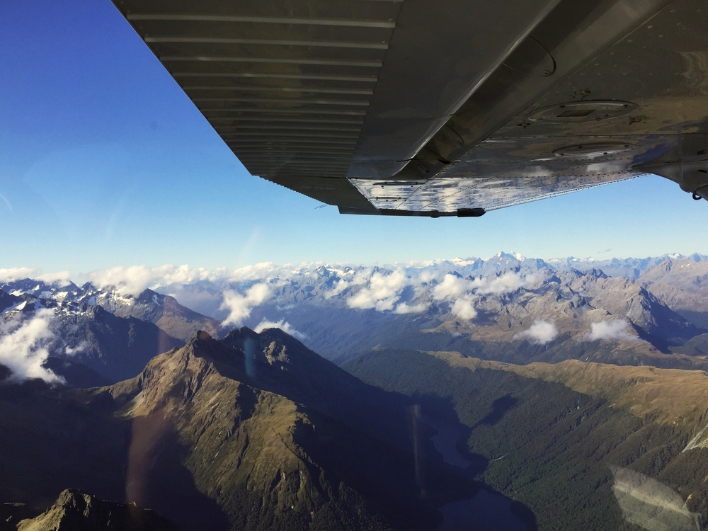 Flight Over Milford Sound