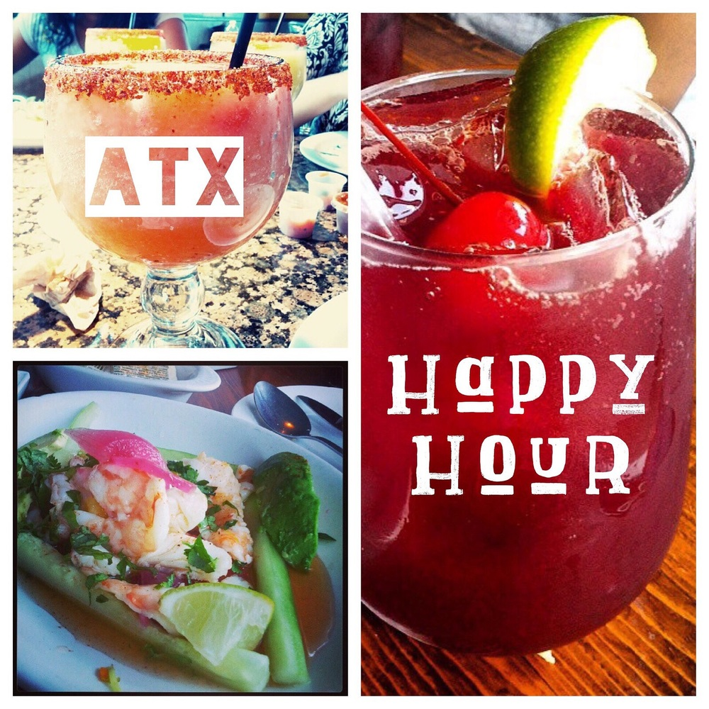 aTX Happy Hour