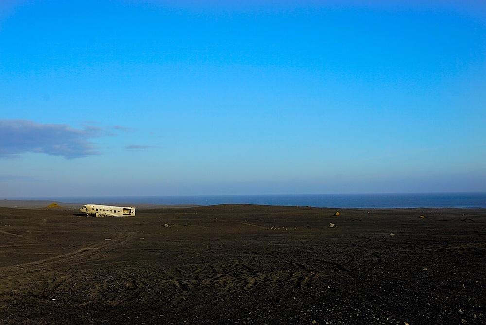 Solheimasandur Plane Crash - Iceland