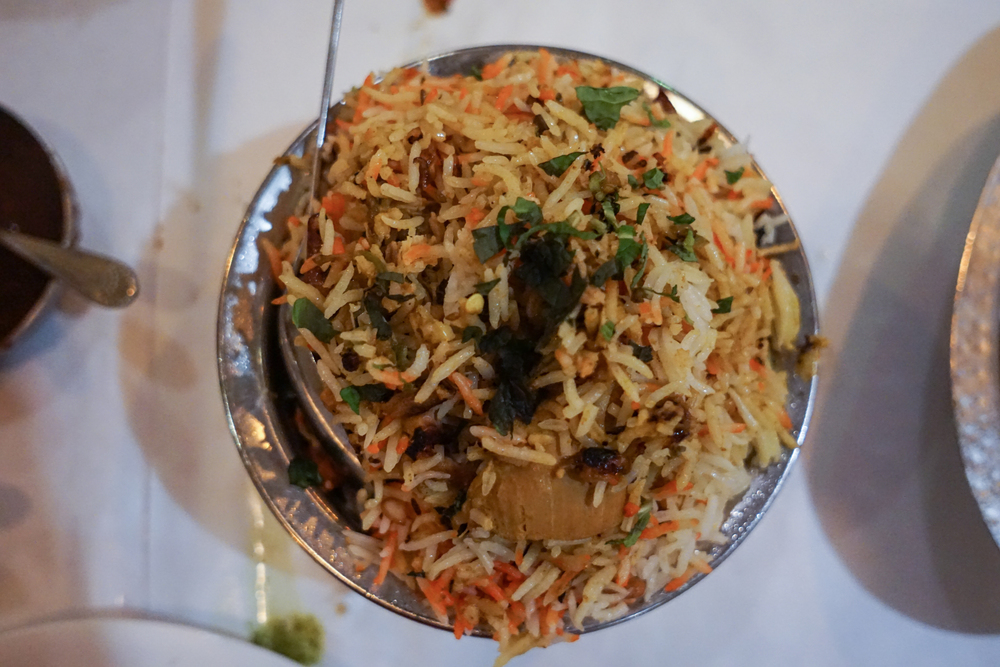 Chicken Biryani - Aasna